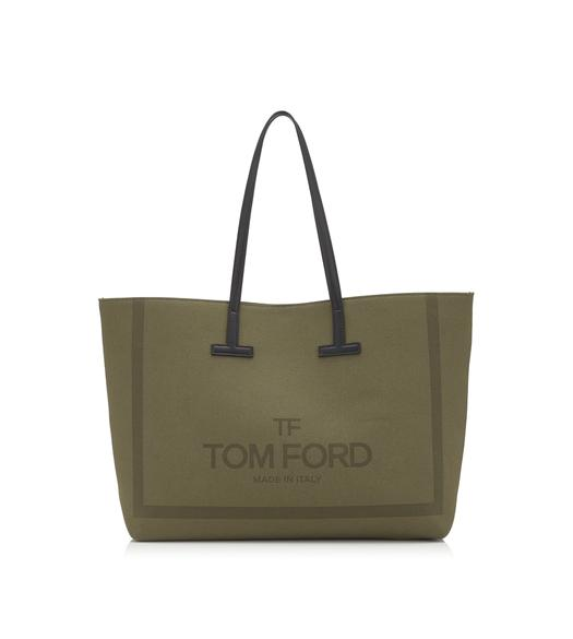 CANVAS MEDIUM T TOTE