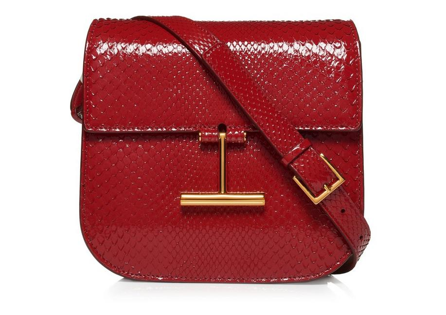 PYTHON MINI TARA CROSSBODY BAG A fullsize