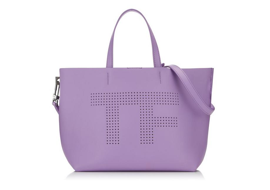 MINI PERFORATED TF TOTE A fullsize
