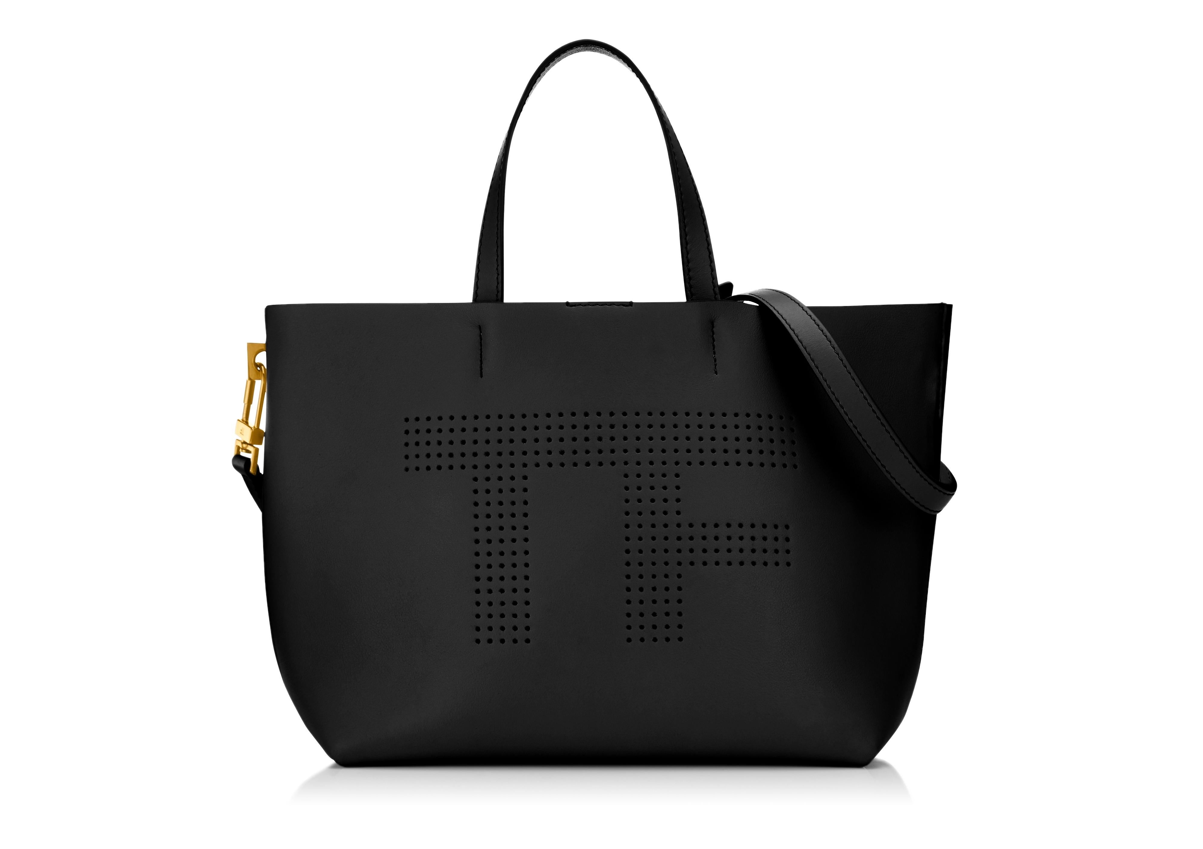 MINI PERFORATED TF TOTE A thumbnail