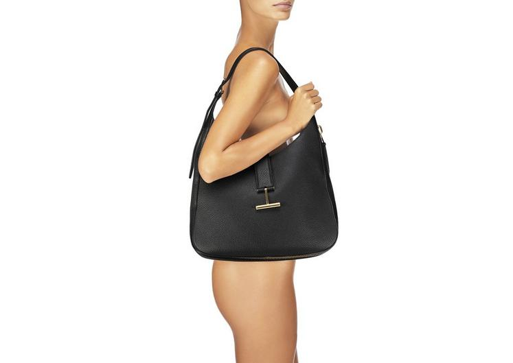 TARA ZIP HOBO BAG F fullsize