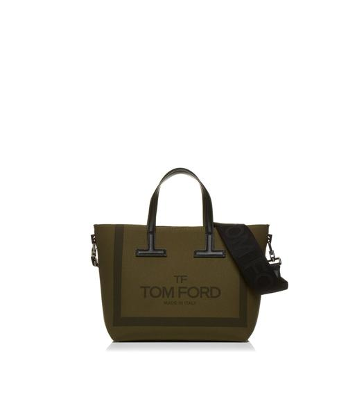 CANVAS MINI T TOTE