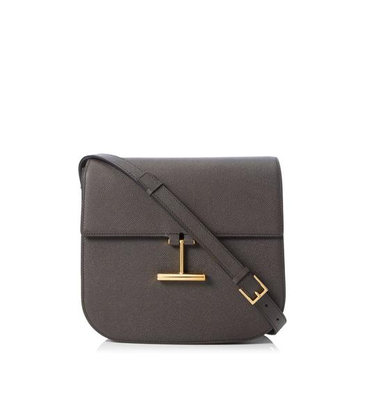 GRAIN LEATHER  TARA CROSSBODY BAG