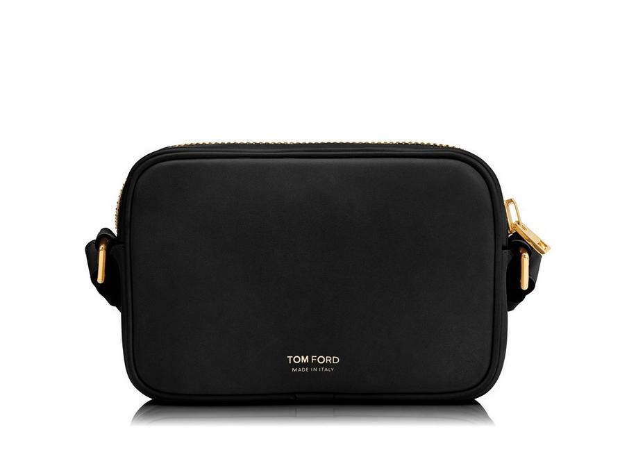Tom Ford Hollywood Leather T Twist Camera Bag Tomford Com