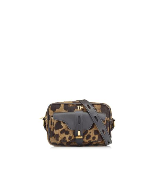 a0aa9f1d5e49 LEOPARD PRINTED CAMERA BAG