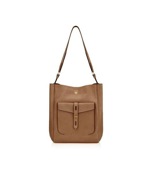 173522cb5a HOLLYWOOD LEATHER T TWIST HOBO