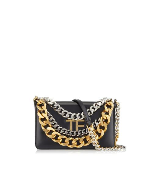 outlet cheapest price classic styles PALMELLATO TRIPLE CHAIN BAG