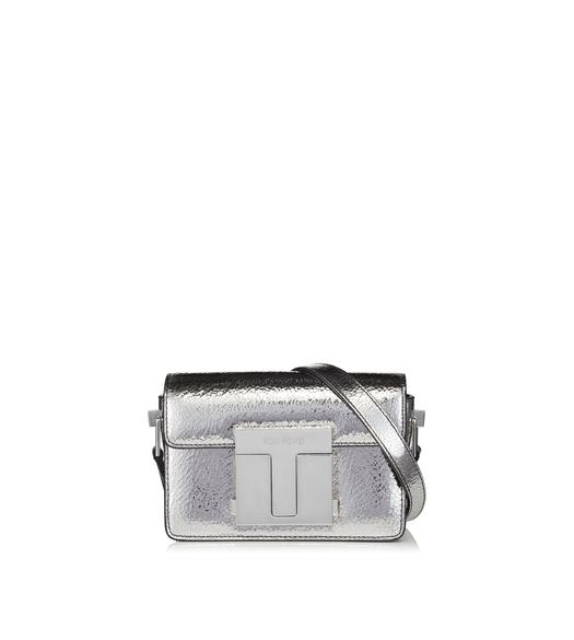 CRAQUELE METALLIC LEATHER SMALL 001 BAG