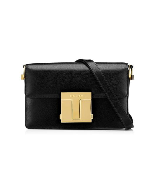 SHINY GRAINED LEATHER MEDIUM 001 BAG