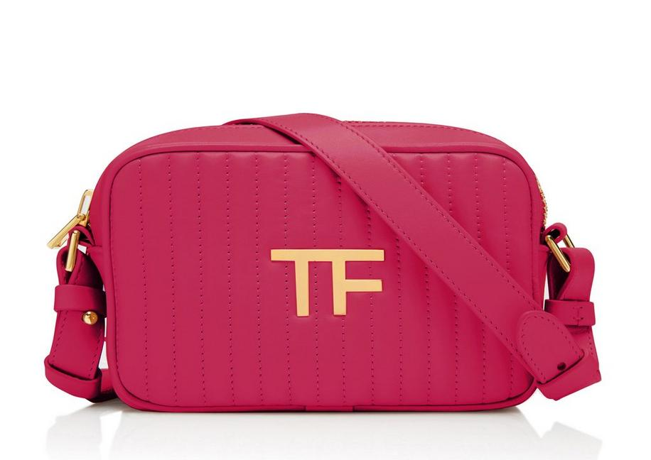 QUILTED LEATHER TF CAMERA BAG A fullsize