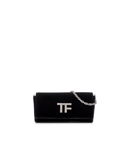 VELVET CRYSTAL TF CLUTCH