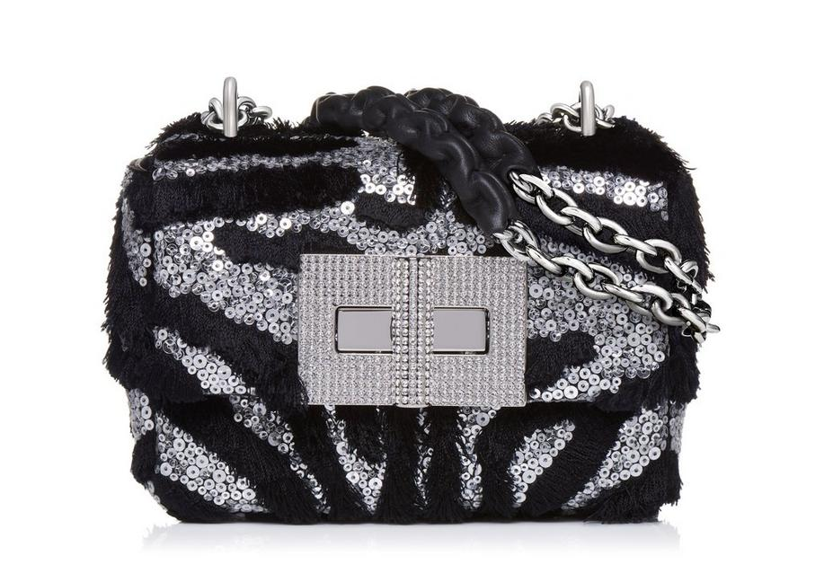 ZEBRA EMBROIDERED MINI NATALIA A fullsize