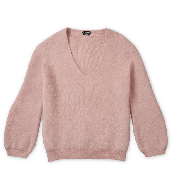 Mohair-blend sweater Tom Ford Low Shipping Fee Online QWa9L