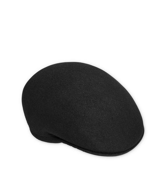 FELT ASCOT HAT A fullsize
