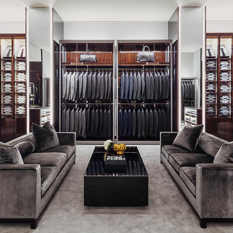 tom ford opens first miami flagship. Black Bedroom Furniture Sets. Home Design Ideas