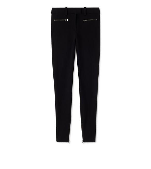 ZIP POCKET PANTS A fullsize