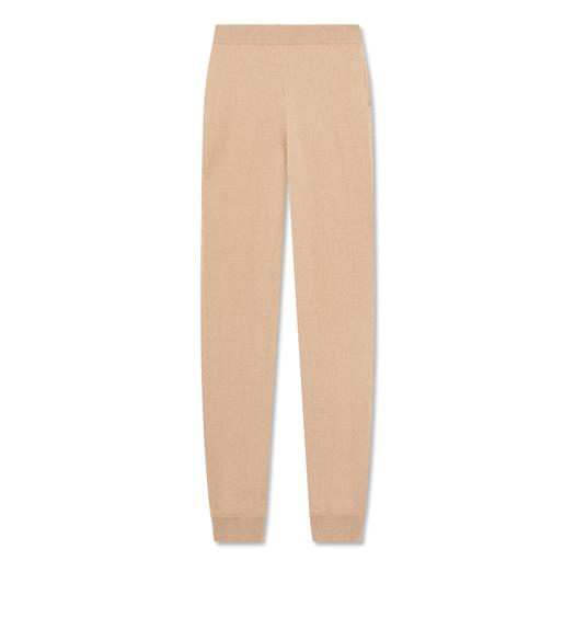 SOFT CASHMERE JOGGING PANTS