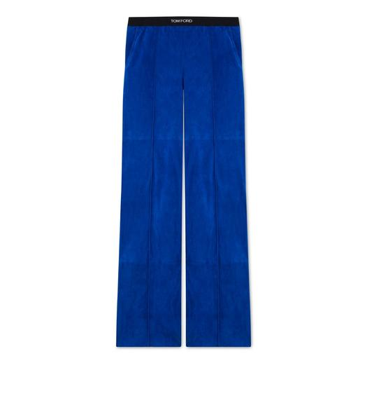 SOFT SUEDE PJ PANTS