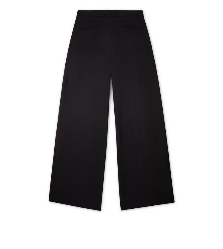 WIDE-LEG PANT WITH PLEAT B fullsize