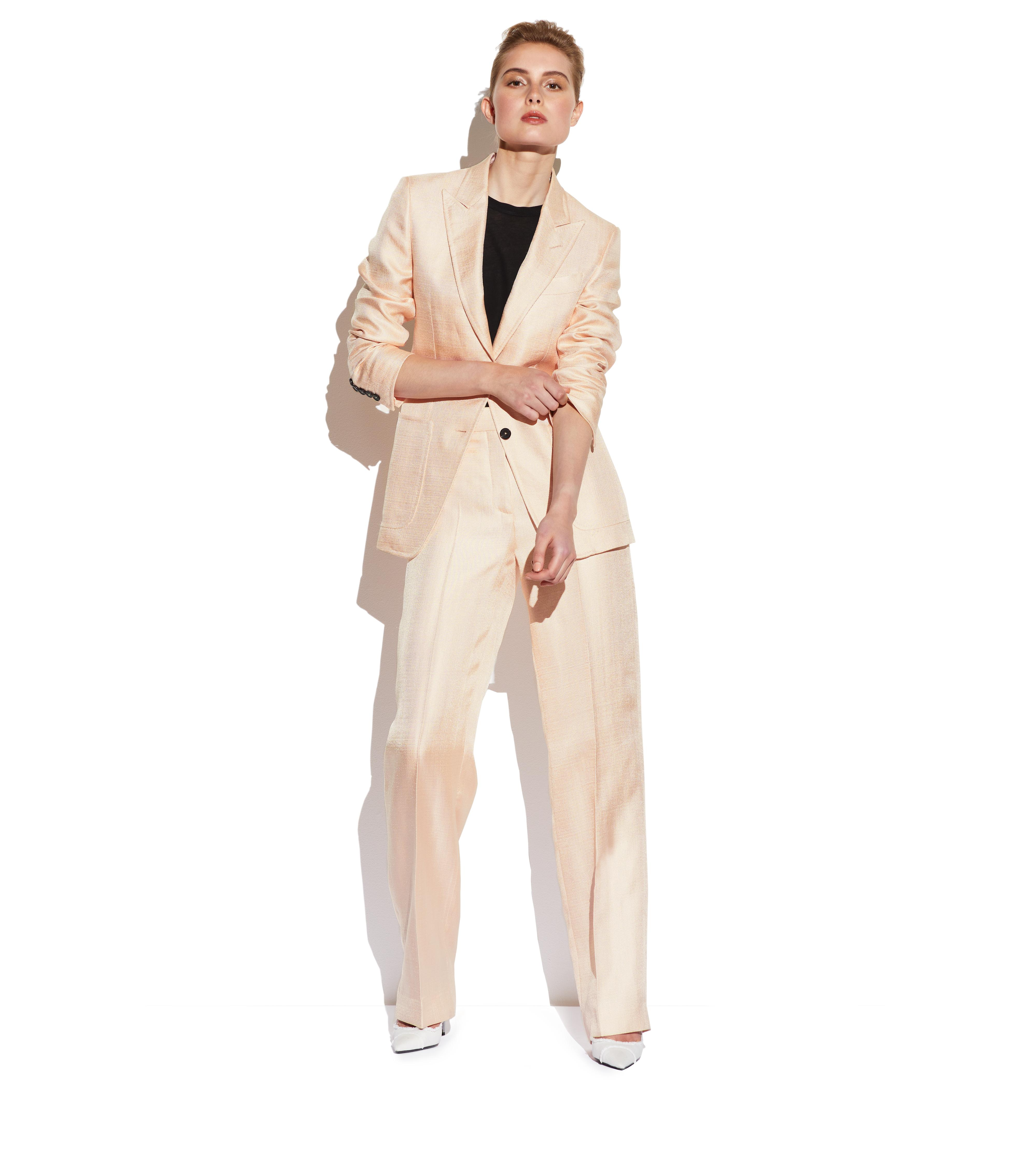 STRAIGHT FIT TROUSERS B thumbnail