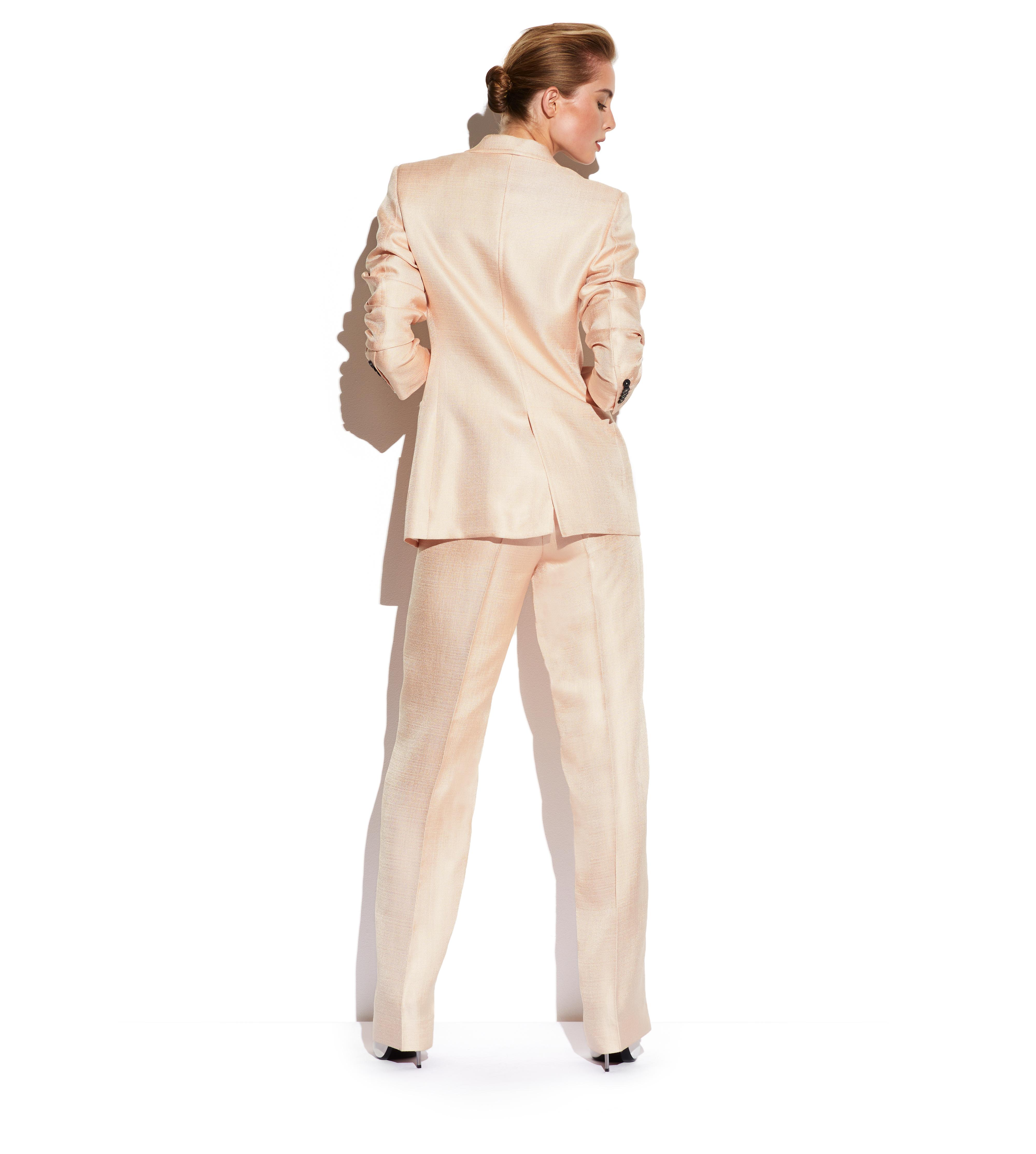 STRAIGHT FIT TROUSERS C thumbnail