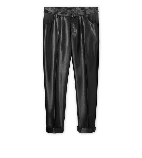 LUREX BOYFRIEND PANTS A fullsize