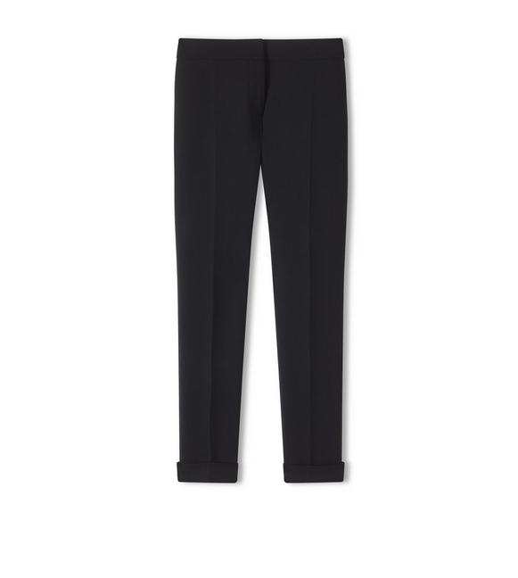 WOOL TAILORED PANTS A fullsize