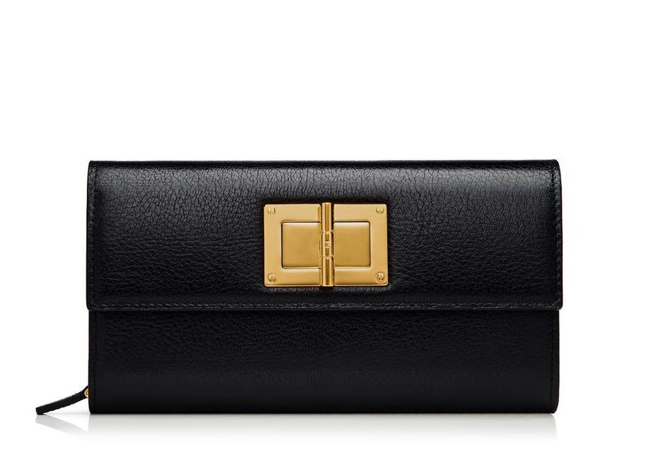 Natalia Large Continental Turn-Lock Wallet A fullsize