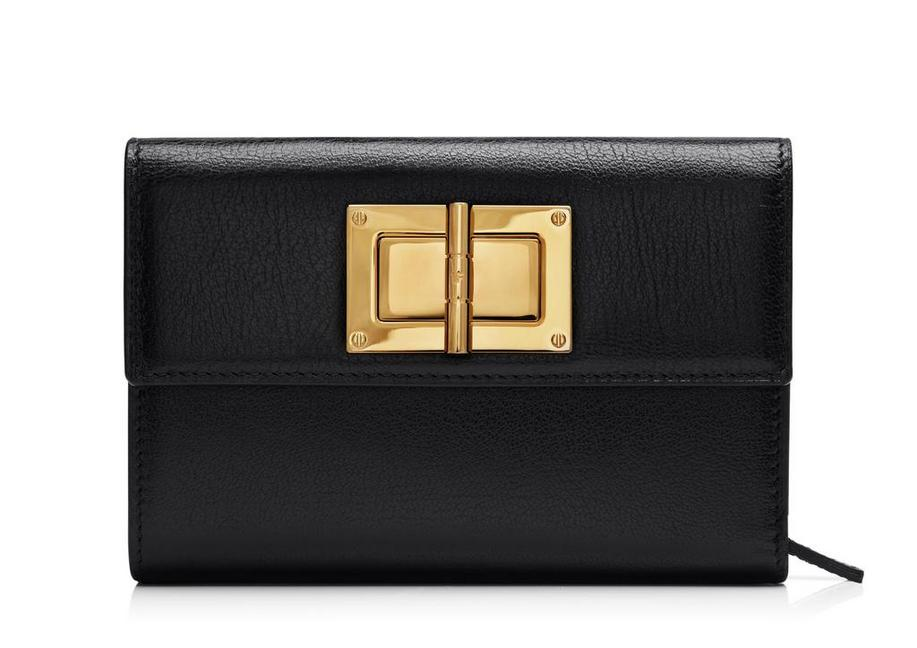 Natalia Small Continental Turn-Lock Wallet A fullsize