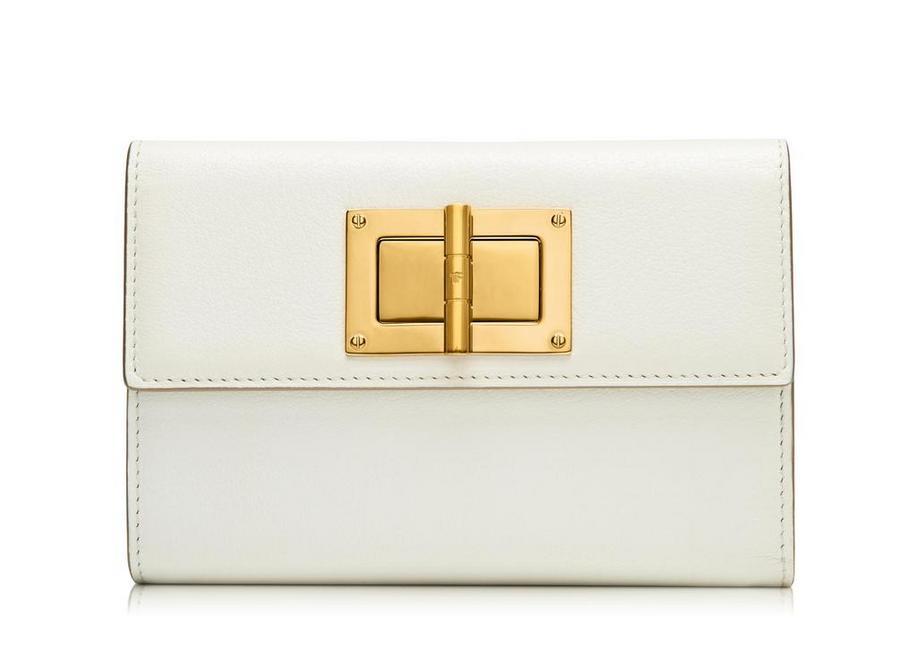 Natalia Small Continental Turn-Lock Wallet A fullsize