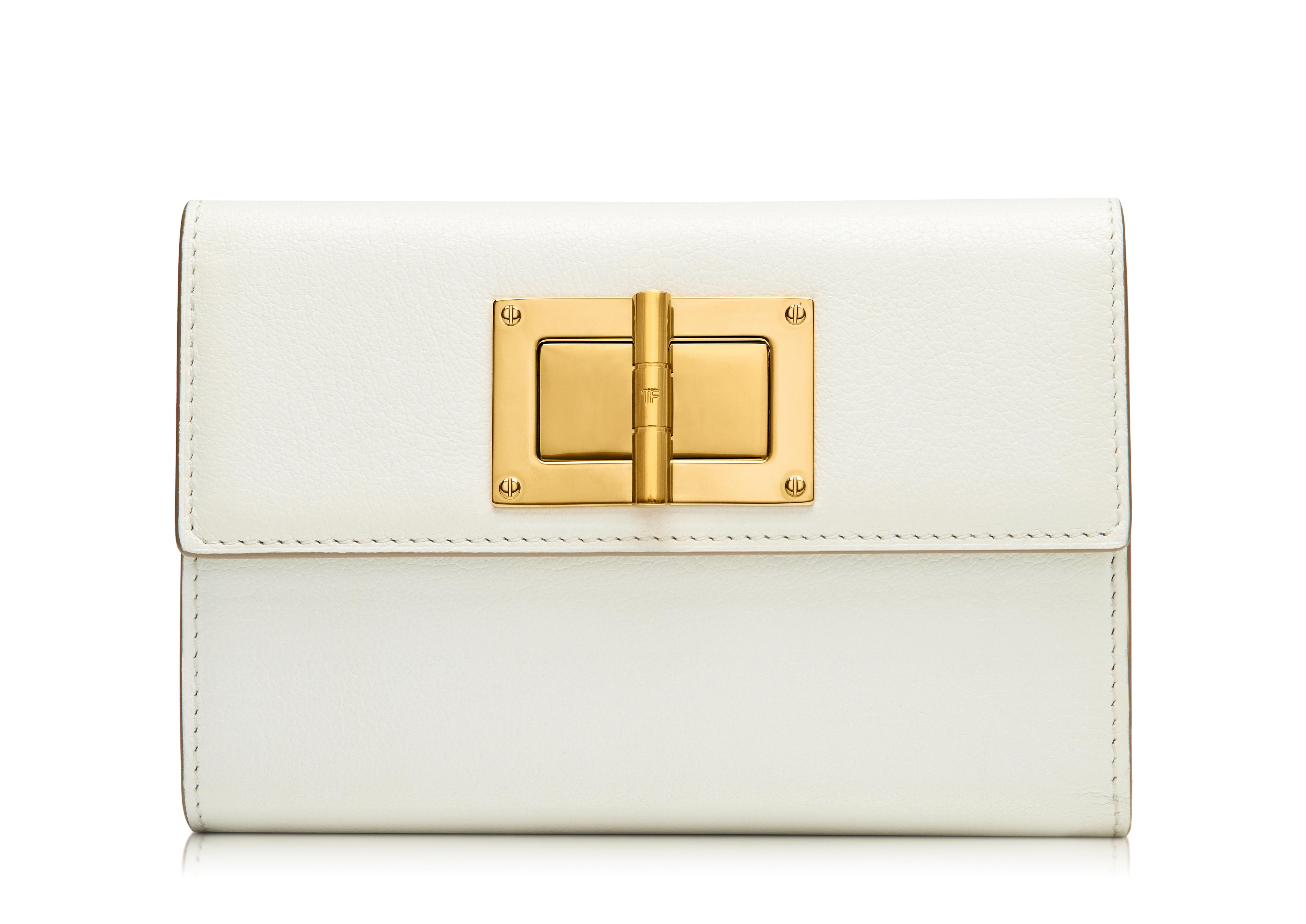 Natalia Small Continental Turn-Lock Wallet A thumbnail