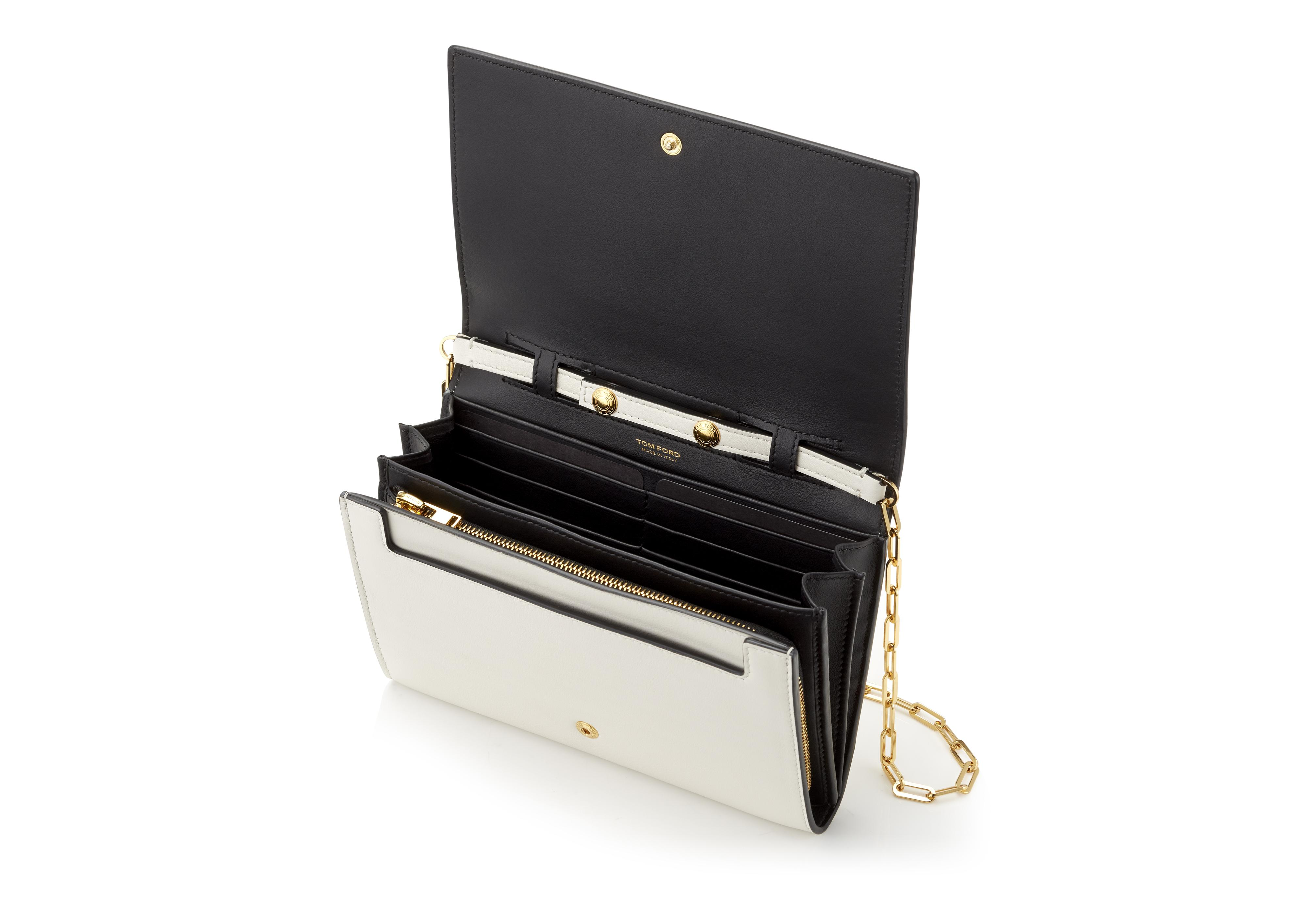 WALLET WITH CHAIN STRAP D thumbnail