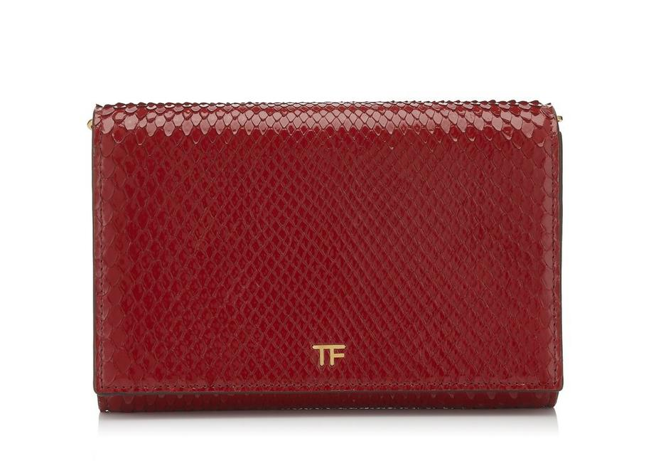 PYTHON WALLET WITH CHAIN STRAP A fullsize