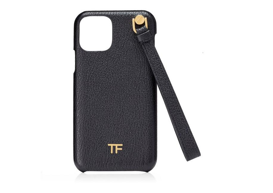 GRAINED LEATHER XI PRO IPHONE CASE A fullsize