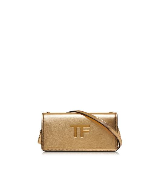 METALLIC PALMELLATO TF MINI BAG