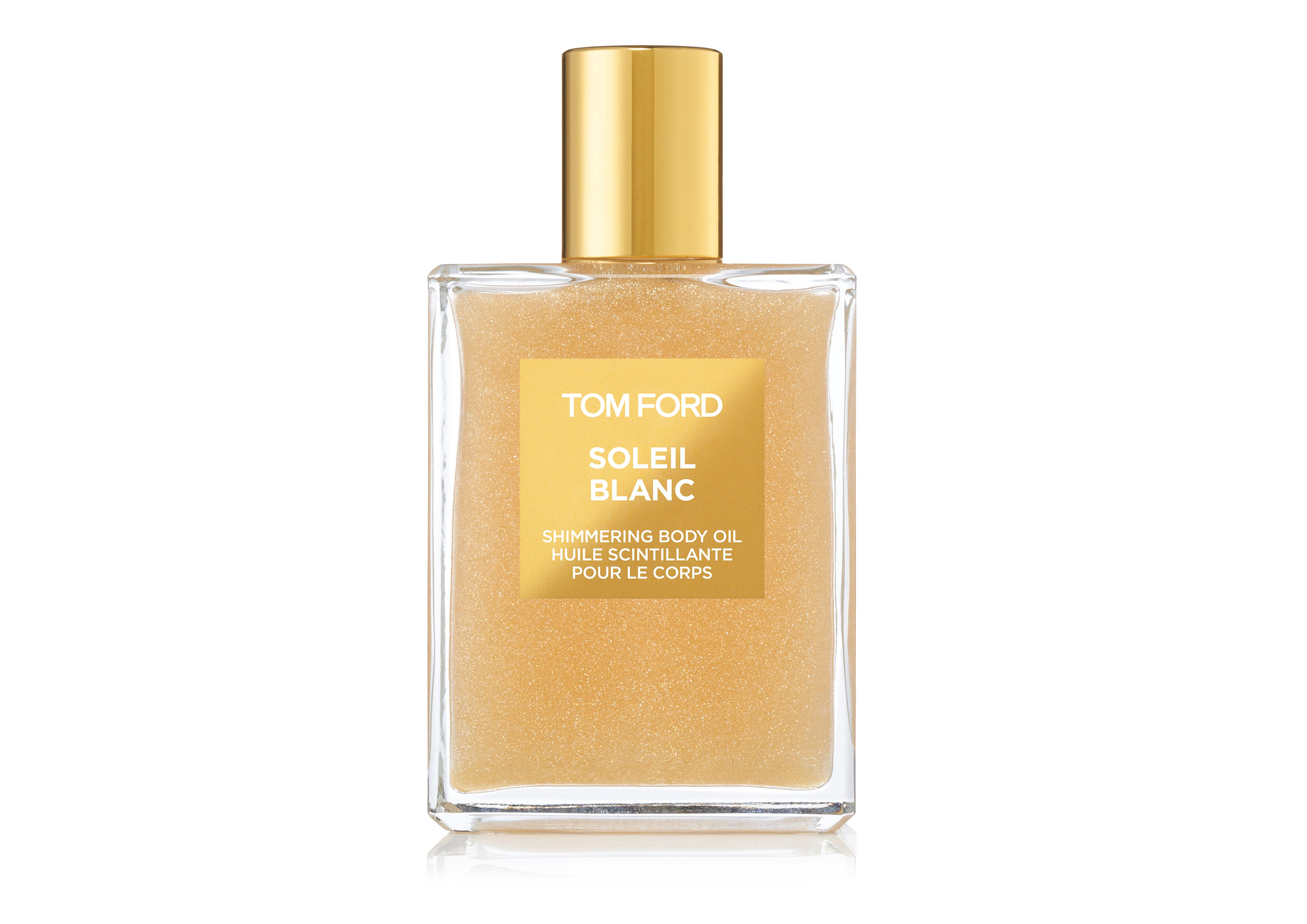 SOLEIL BLANC SHIMMERING BODY OIL A thumbnail