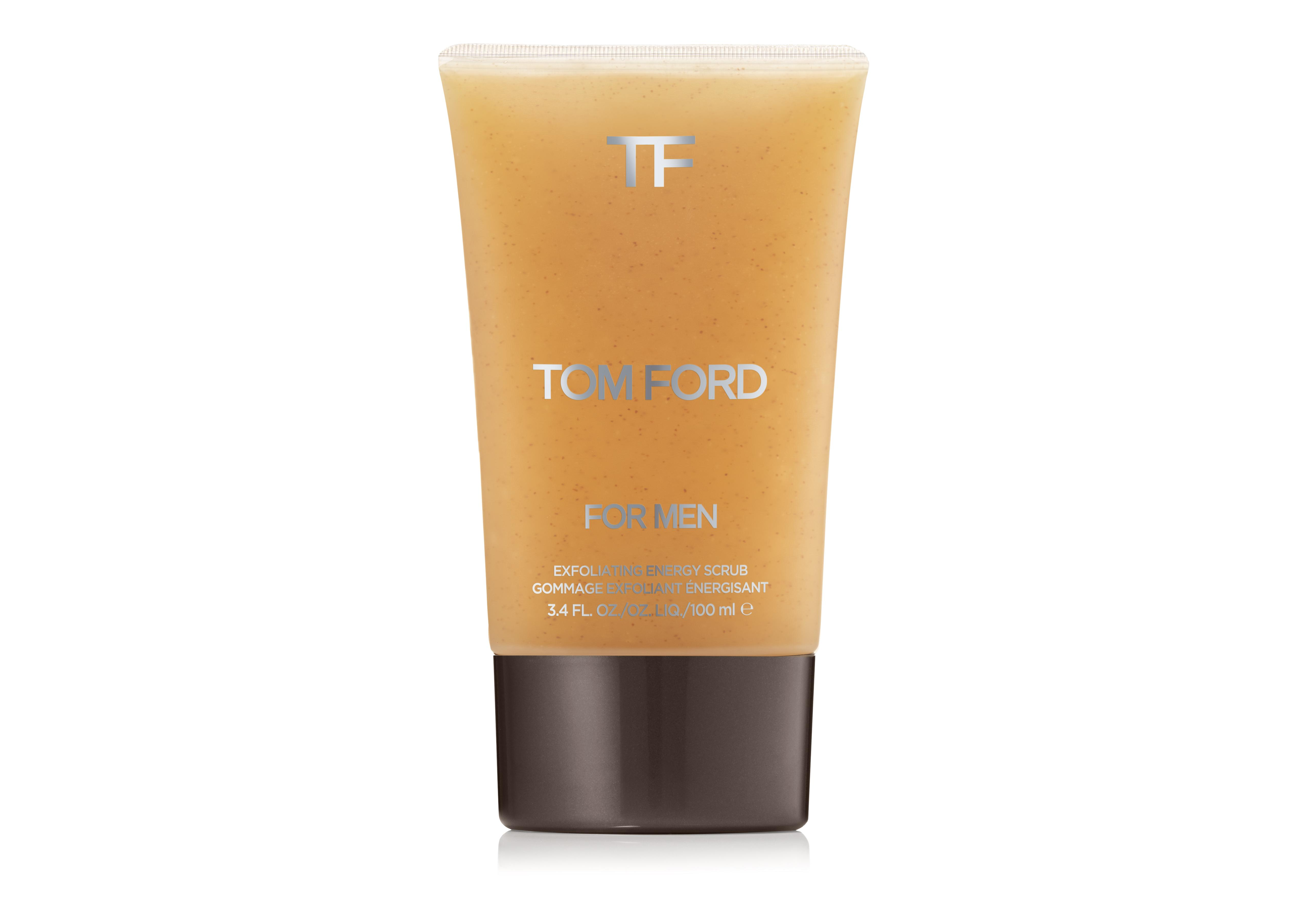 Tom Ford - For Men Exfoliating Energy Scrub -100ml/3.4oz Quick Clean Makeup Remover Pads Jason Natural Cosmetics 75 Pad