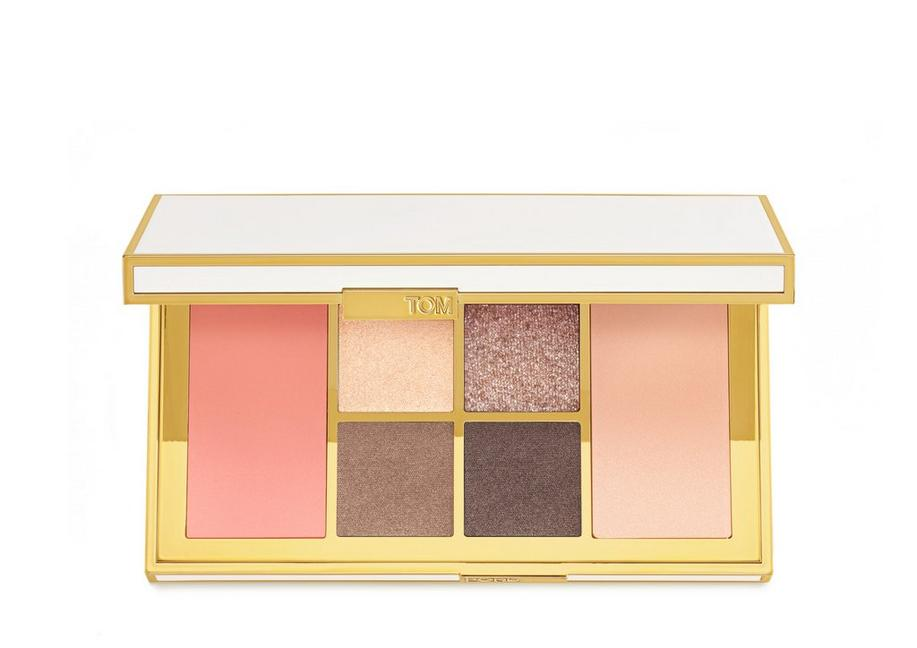 SOLEIL EYE AND CHEEK PALETTE A fullsize