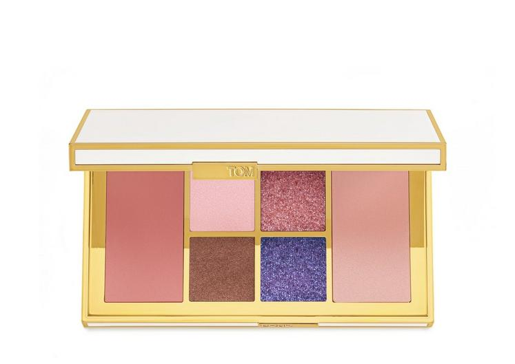 SOLEIL EYE AND CHEEK PALETTE  fullsize