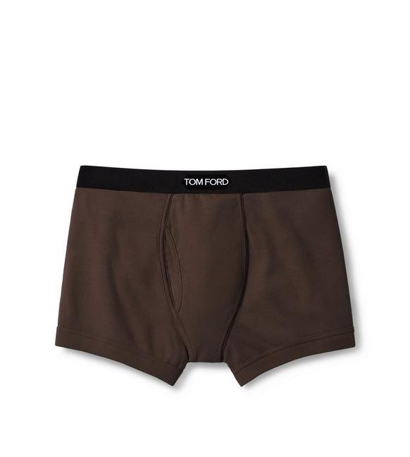 COTTON BOXER BRIEFS A fullsize