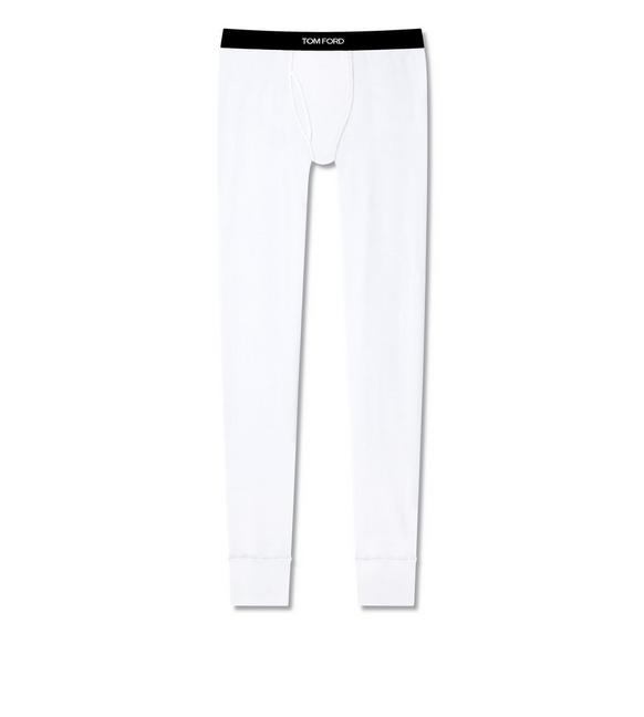 COTTON LONG JOHNS A fullsize
