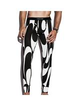 SWIRL COTTON LONG JOHNS B thumbnail