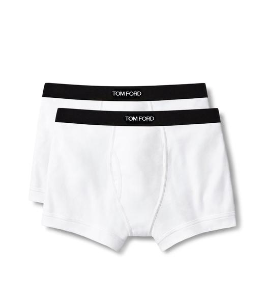 COTTON BOXER BRIEF TWO PACK