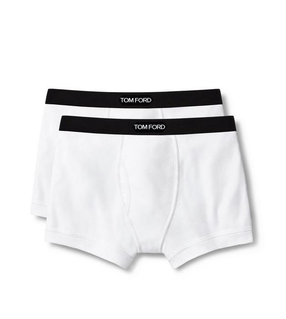 COTTON BOXER BRIEF TWO PACK A fullsize