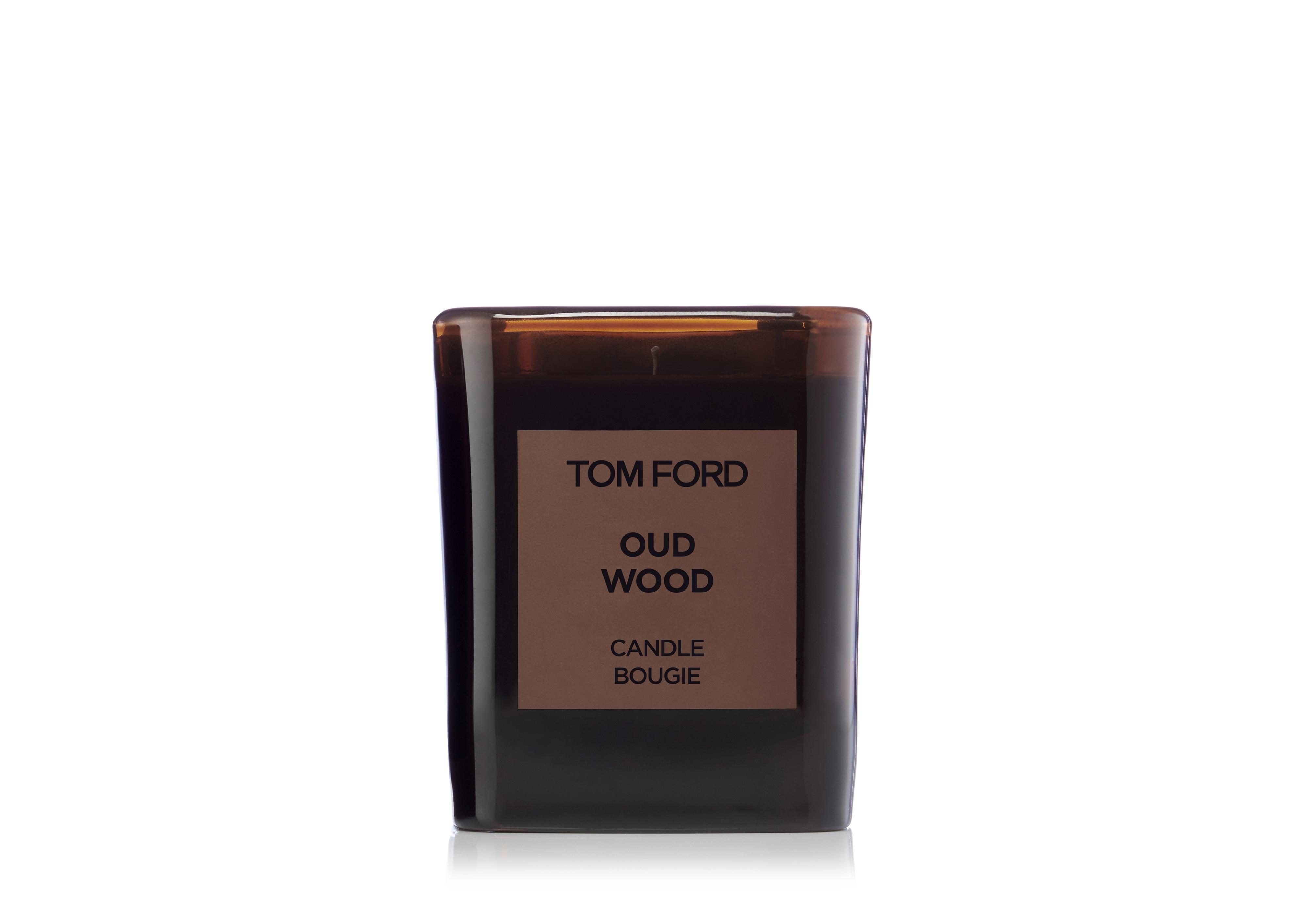 PRIVATE BLEND OUD WOOD CANDLE A thumbnail