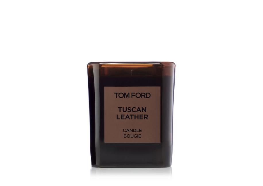 PRIVATE BLEND TUSCAN LEATHER CANDLE A fullsize