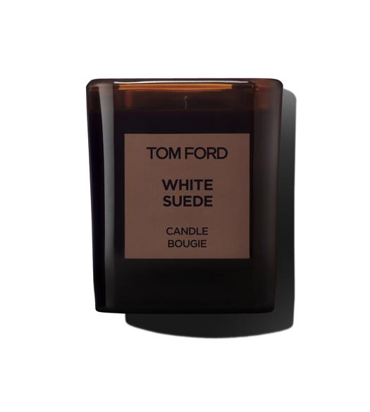 14d5f37795c Tom Ford PRIVATE BLEND WHITE SUEDE CANDLE