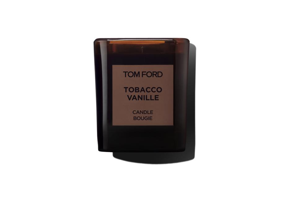 PRIVATE BLEND TOBACCO VANILLE CANDLE A fullsize
