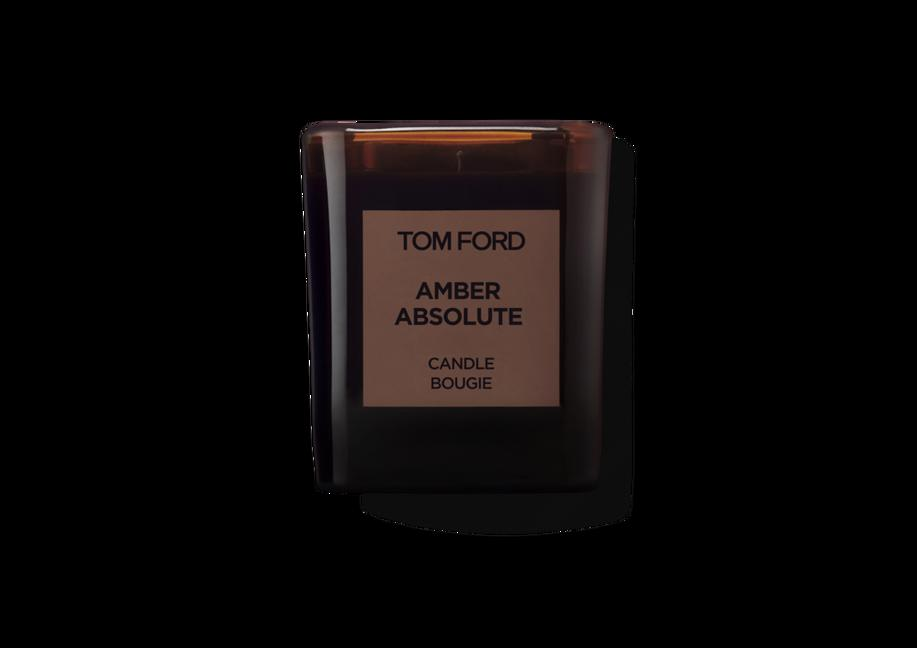PRIVATE BLEND AMBER ABSOLUTE CANDLE A fullsize