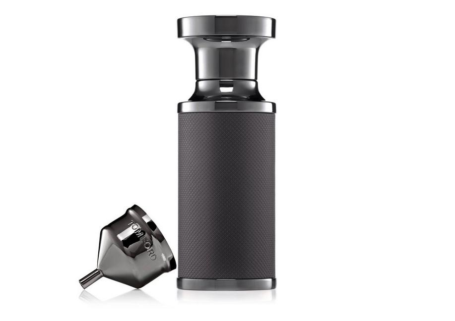 GREY PRIVATE BLEND EMPTY ATOMIZER A fullsize